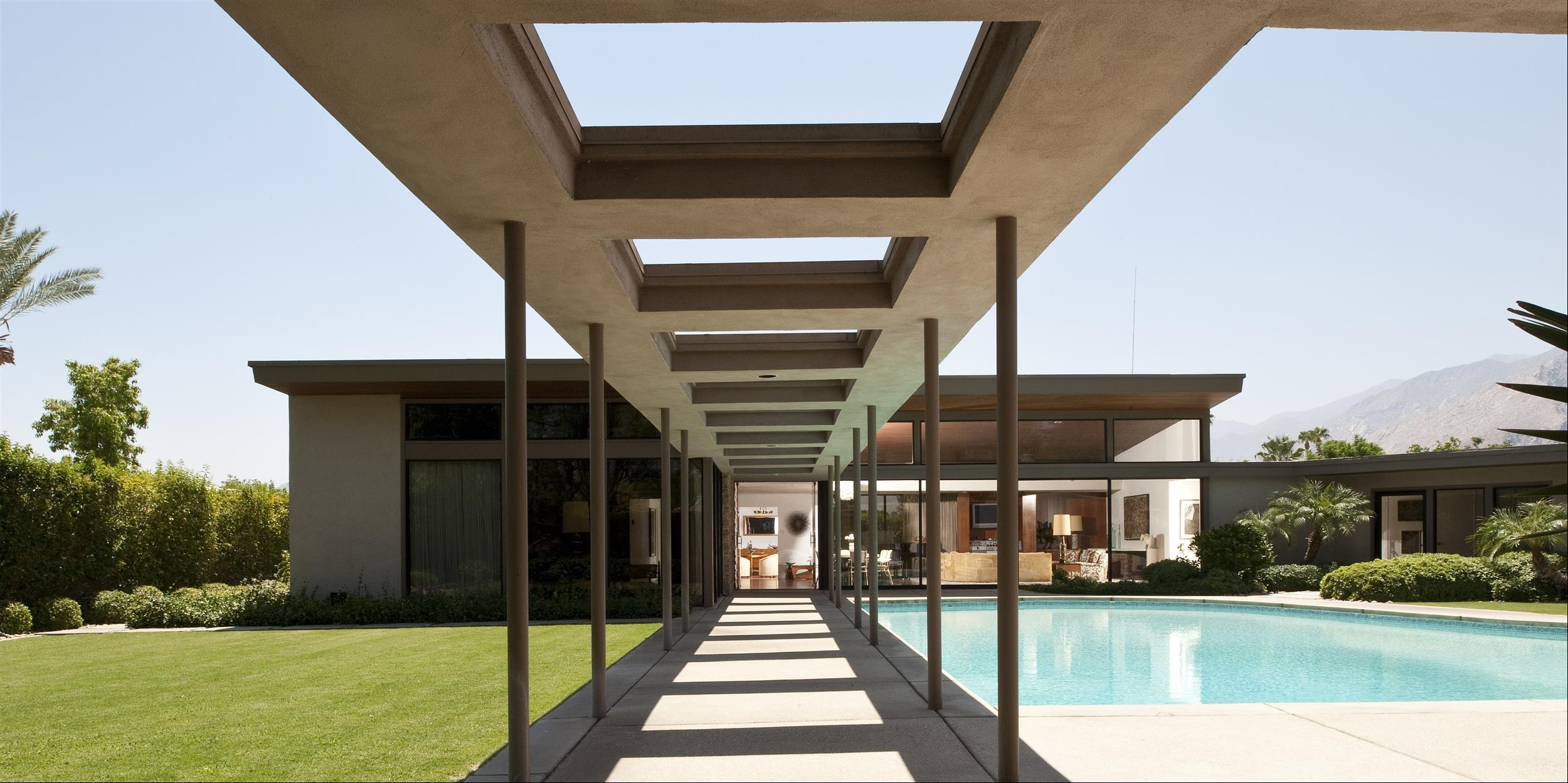 PALM SPRINGS ARCHITECTURAL TOUR